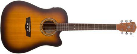 Washburn WD7SCE ATBM Elektroakustická kytara