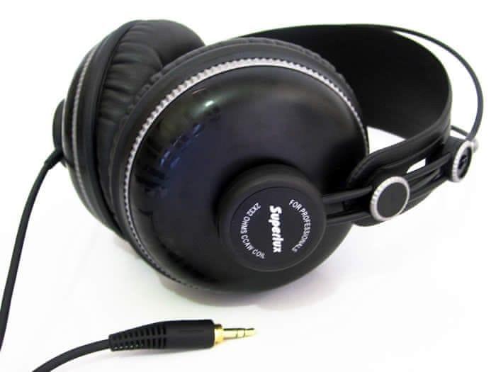 Superlux HD662F Studiová sluchátka