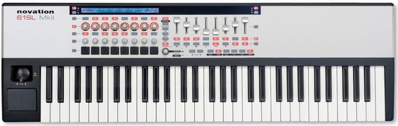 Novation ReMOTE 61 SL MKII USB/MIDI keyboard