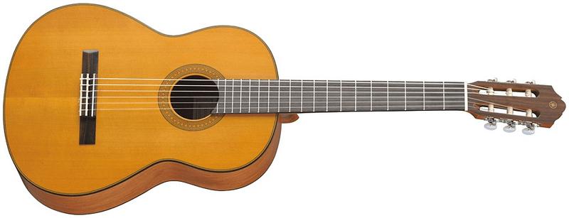 Yamaha CG122MC Klasická kytara