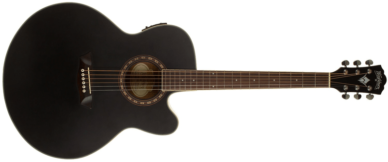 Washburn WJ7SCE BM Elektroakustická kytara