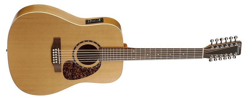 Norman Protege B18 12 Cedar Presys Dvanáctistrunná elektroakustická kytara