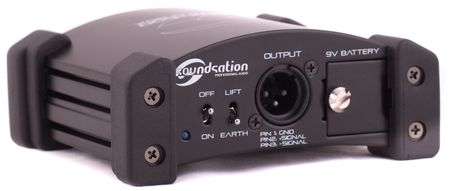 Soundsation ADI-500 DI Box