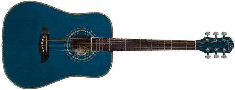 Oscar Schmidt OG1 TBL Dětská akustická kytara