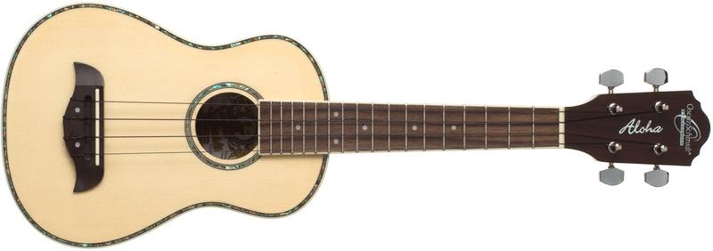 Oscar Schmidt OU3 Akustické ukulele