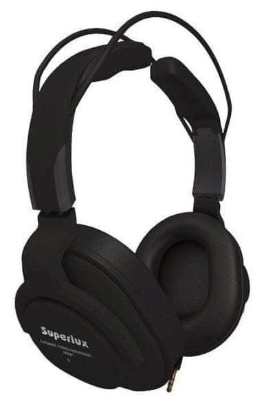 Superlux HD661 DJ sluchátka