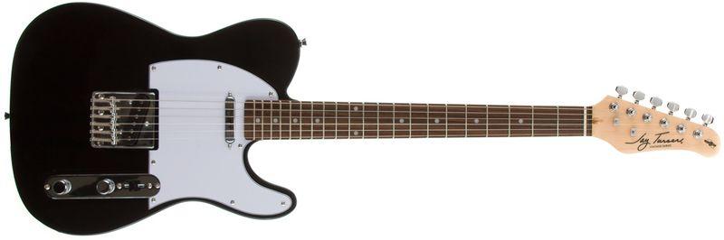 Jay Turser JT-LT-BK Elektrická kytara