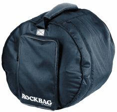 """Rockbag 22""""x18"""" Bass drum bag Deluxe line Obal na basový buben"""