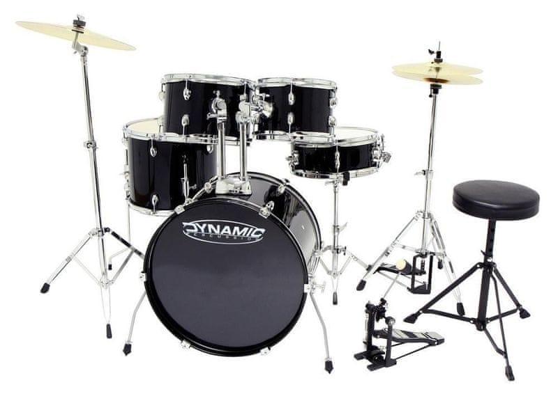 Drumcraft Pure Dynamic Fusion set 2 Bicí souprava s činely