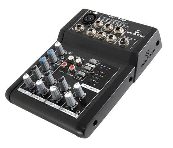 Soundsation 102 Analogový mixážní pult