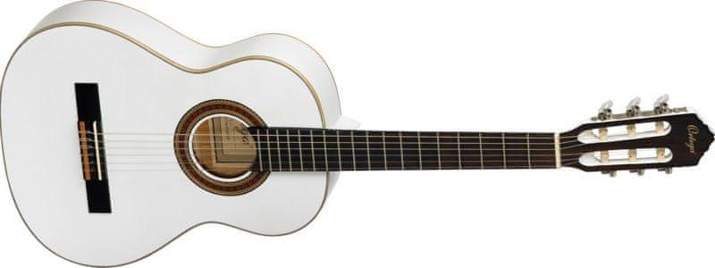 Ortega R121-3/4WH Dětská klasická kytara