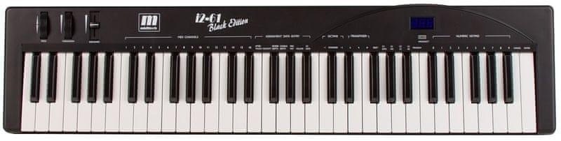Miditech i2 61 BK USB/MIDI keyboard