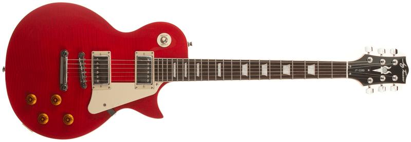 Jay Turser JT-220D-TR Elektrická kytara