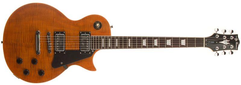 Jay Turser JT-220D-TE Elektrická kytara