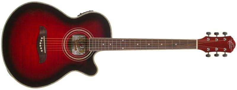 Oscar Schmidt OG10CE FTR Elektroakustická kytara