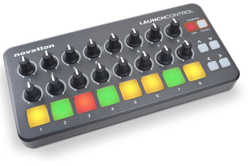 Novation Launch Control USB/MIDI kontroler