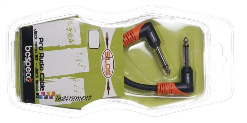 Bespeco SLPP015X3 Propojovací kabely, 3ks