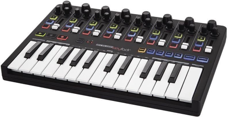 RELOOP KeyFadr USB/MIDI keyboard
