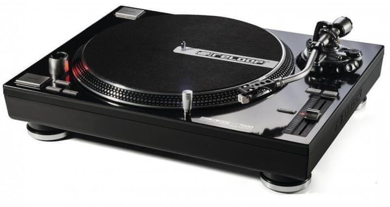 RELOOP RP-7000 DJ gramofon s přímým náhonem