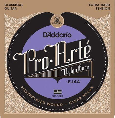 Daddario EJ44 Nylonové struny pro klasickou kytaru