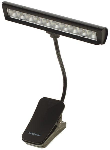 Bespeco LL100 Lampička k notovému stojanu/klavíru