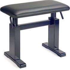 Stagg PBH 780 BKP LBK Hydraulická klavírní stolička