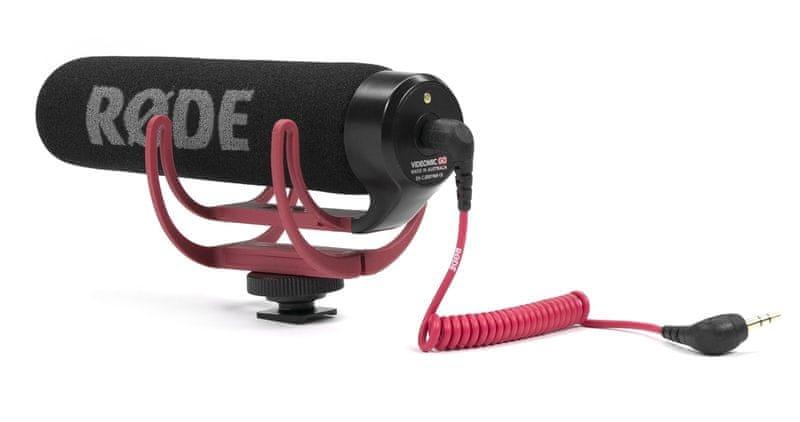 Rode VideoMic GO Mikrofon pro kameru