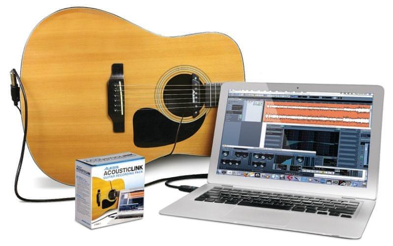Alesis Acoustic Link USB převodník se snímačem