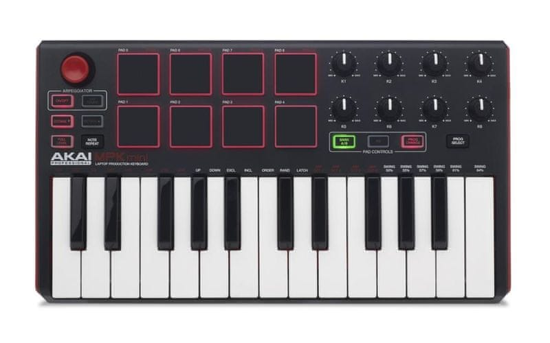 Akai MPK 2 MINI USB/MIDI keyboard