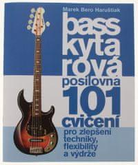 Frontman Baskytarová posilovna Škola hry na baskytaru