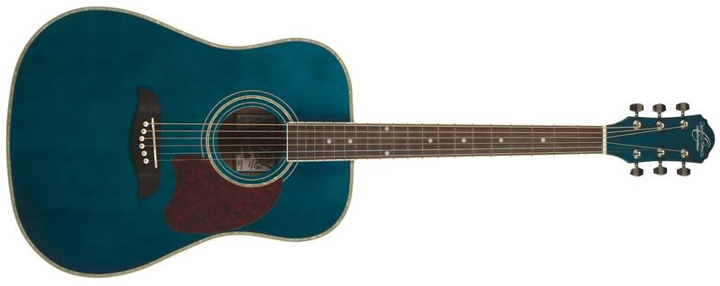 Oscar Schmidt OG2TBL Akustická kytara