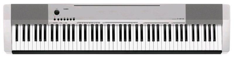 Casio CDP-130 SR Přenosné digitální stage piano