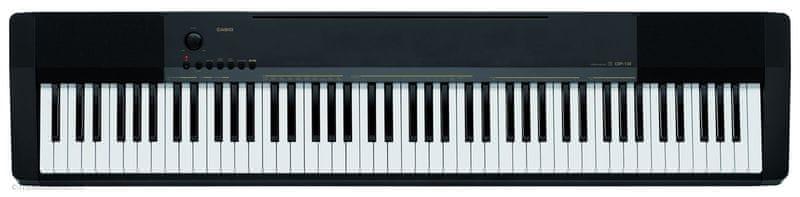 Casio CDP-130 BK Přenosné digitální stage piano