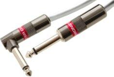 Monster CLAS-I-21AC WH Kroucený nástrojový kabel