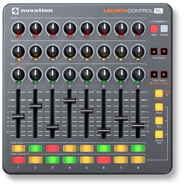 Novation Launch Control XL USB/MIDI kontroler