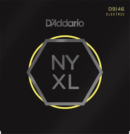 Daddario NYXL0946 Struny pro elektrickou kytaru