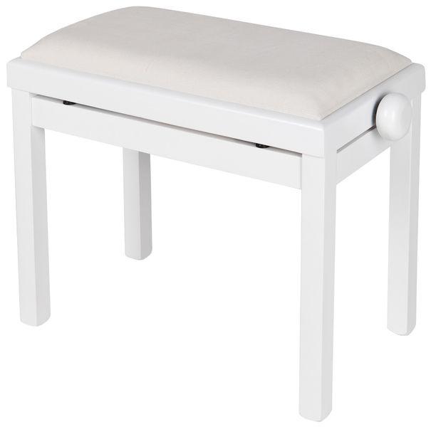 Stagg PB39 WHM VWH Klavírní stolička