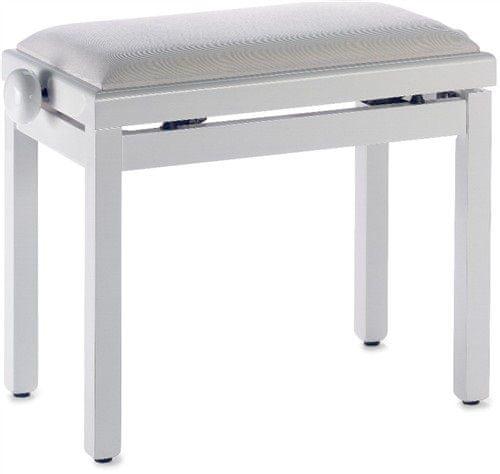 Stagg PB39 WHP VWH Klavírní stolička