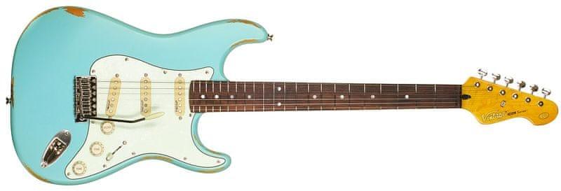 Vintage V6MRLB Elektrická kytara