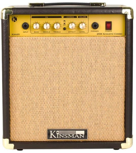 Kinsman KAA25 Kombo pro akustické nástroje