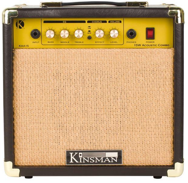 Kinsman KAA15 Kombo pro akustické nástroje