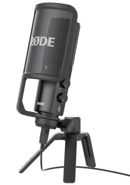 Rode NTUSB USB kondenzátorový mikrofon