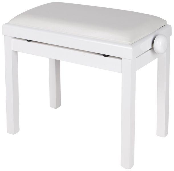 Stagg PB39 WHP SWH Klavírní stolička