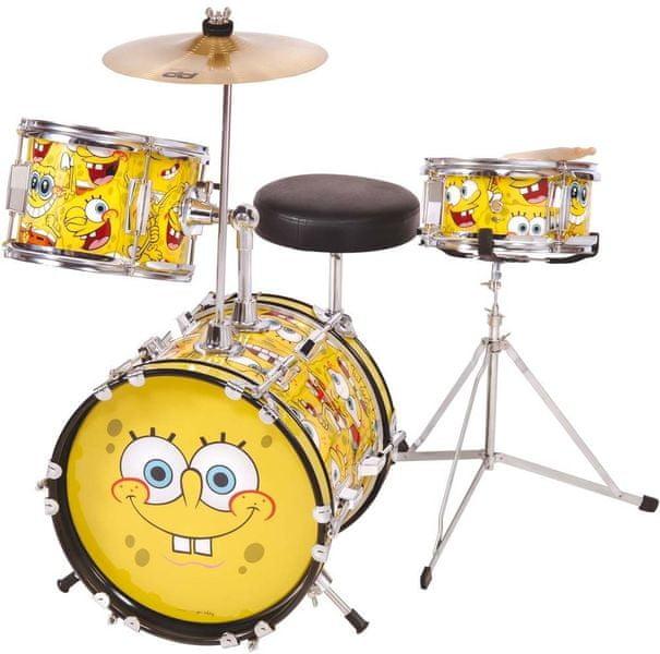 SpongeBob SBK200 Dětská bicí souprava