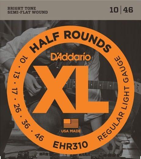Daddario EHR310 Struny pro elektrickou kytaru