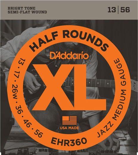 Daddario EHR360 Struny pro elektrickou kytaru