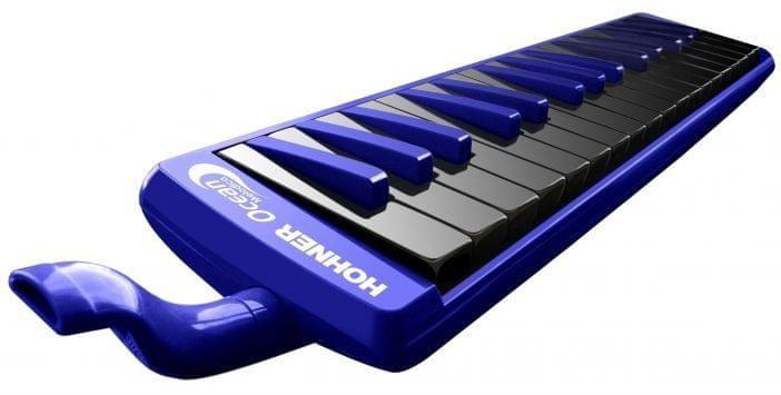 Hohner Melodica Fire 32 BL Foukací klávesová harmonika