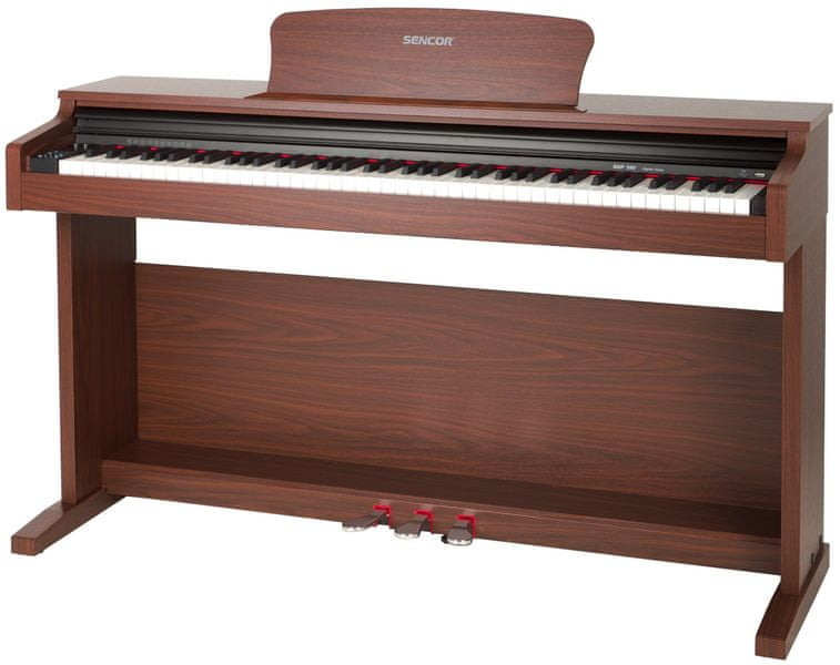 Sencor SDP 200 BR Digitální piano