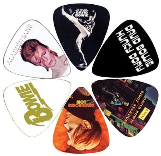 Perris Leathers David Bowie Picks II Signature trsátka