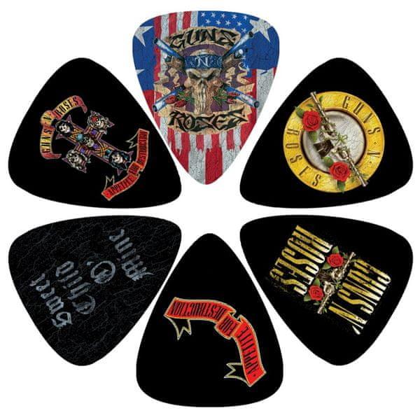 Perris Leathers Guns N' Roses Picks III Signature trsátka